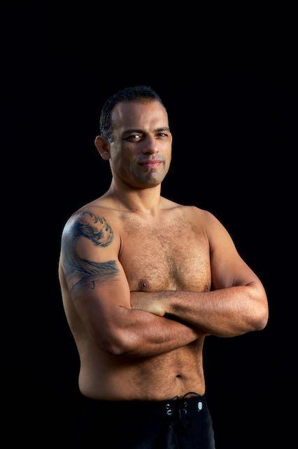 Brazilian Ju-Jitsu fighter