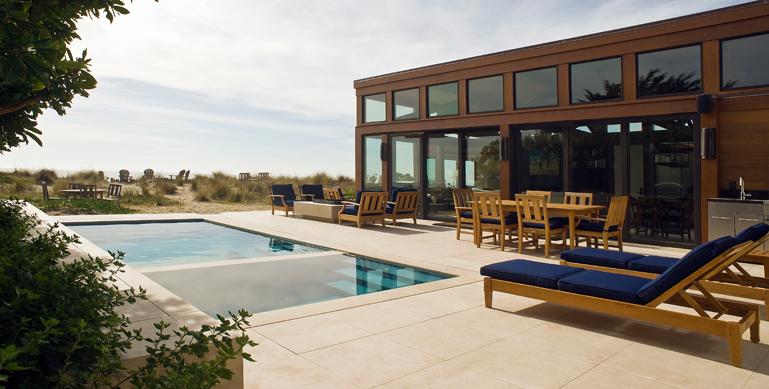 Sea Drift   CONTRACTOR: FB Builders -  www.fpbuilders.com  | PHOTOGRAPHY: Robert Vente -  www.ventephoto.com    | INTERIOR DESIGN: C. Wright Design -  www.cwrightdesign.com  | LANDSCAPE: Magrane Associates -  www.studiogreen.com