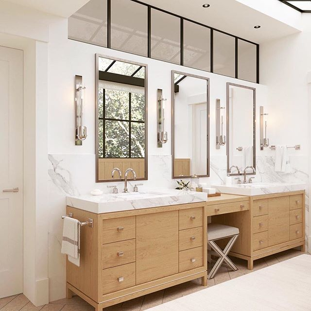 Take a peak at this stunning Master bath in Belvedere.