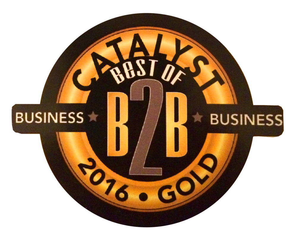 Best of B2B 2016 GOLD