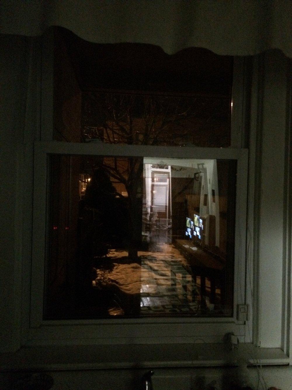 """""""kitchen window"""", digital photo"""