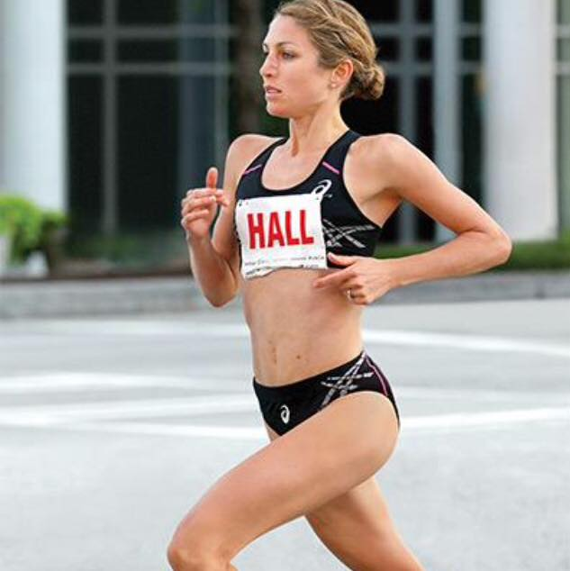 Sara Hall - US National XC Champion