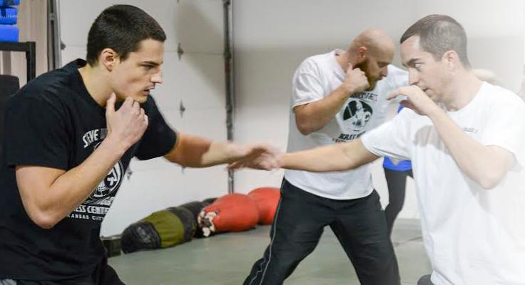 Self Defense Classes in Redding, California