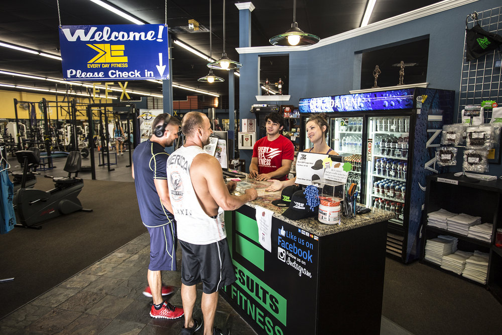 11 Reasons to Love EveryDay Fitness Gym in Redding, CA