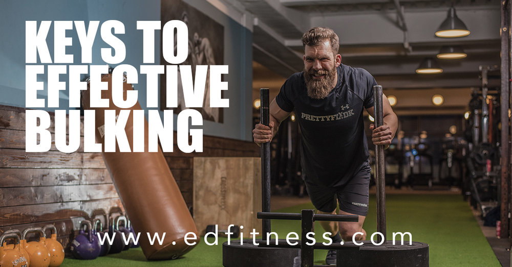 EveryDay Fitness Gym Club in Redding CA Keys to Effective Bulking
