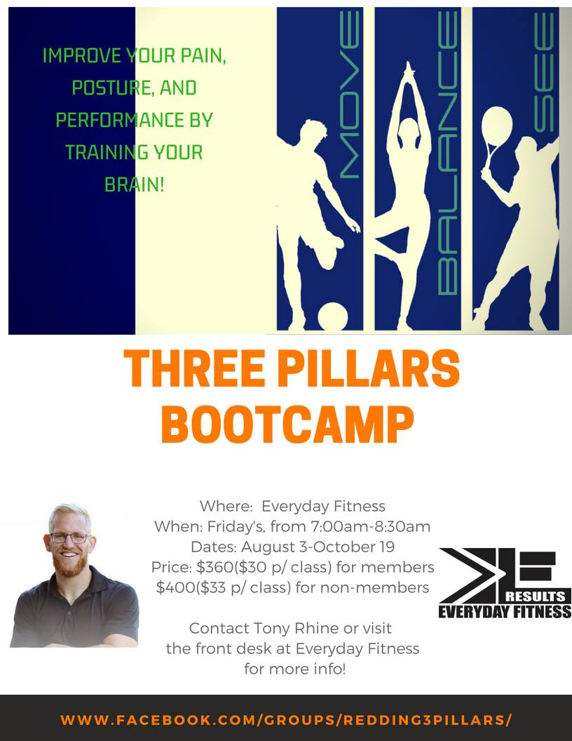 EveryDay Fitness Boot Camps Summer, Redding California