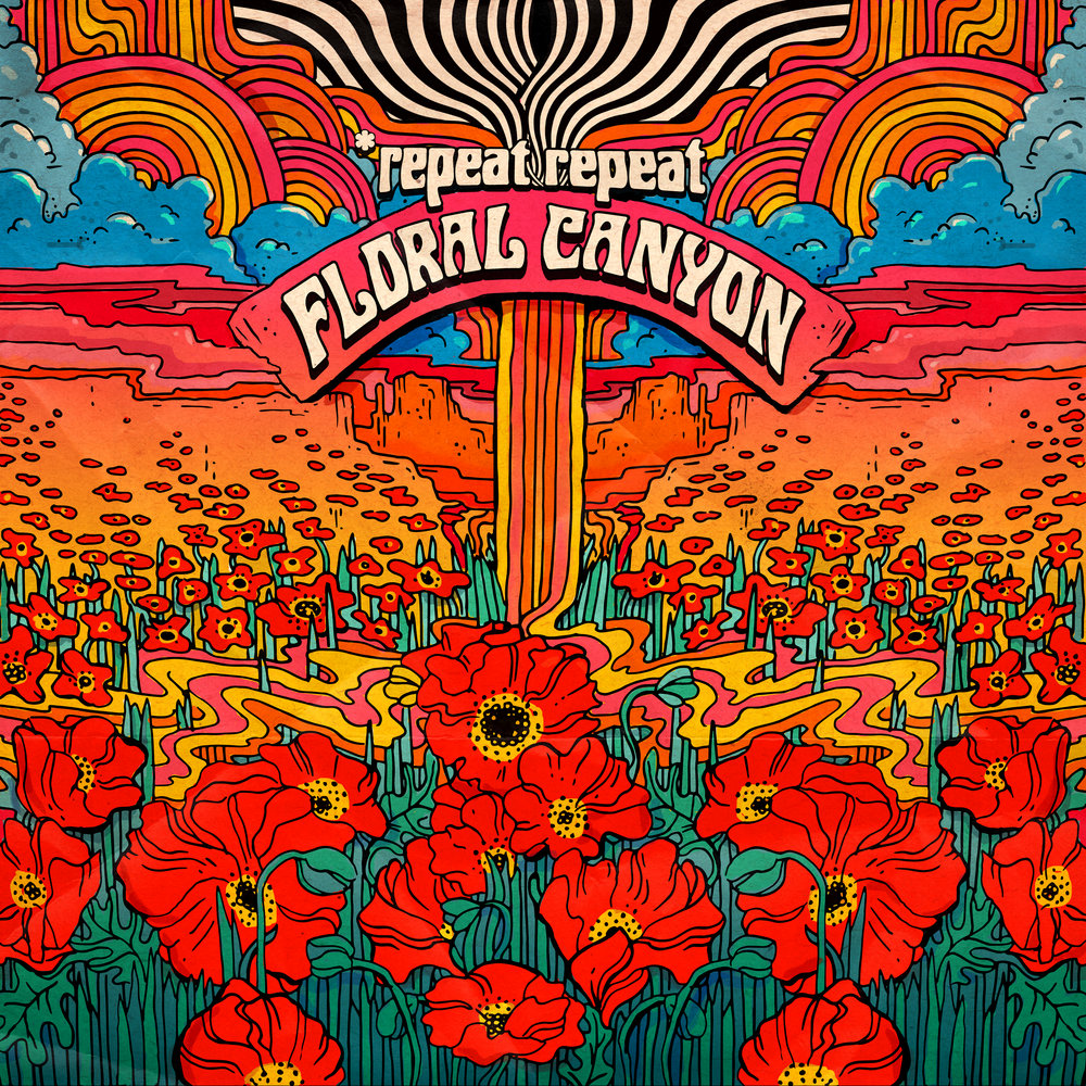 Floral Canyon released on major digital retailers - Snag the sophomore album online