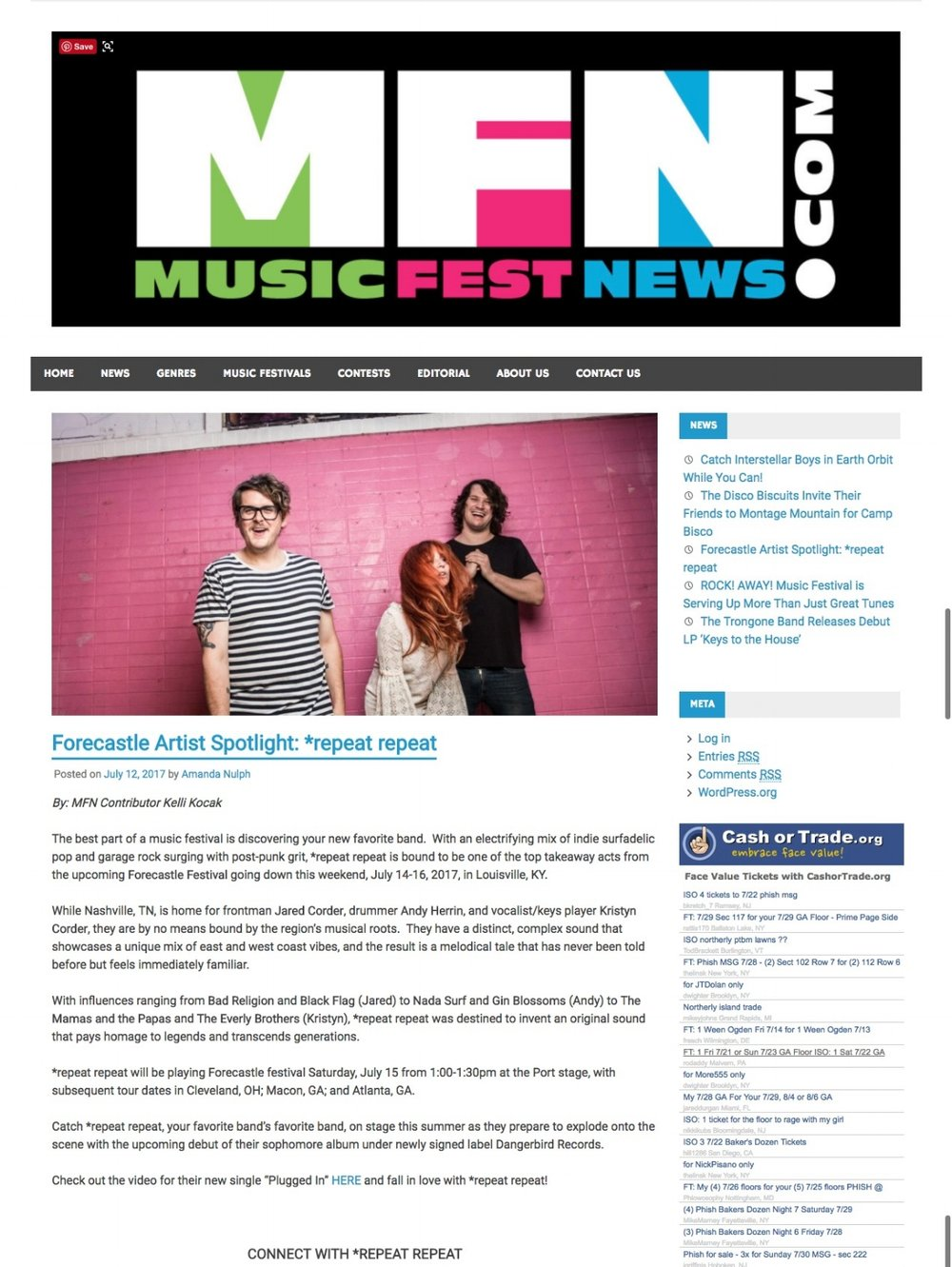 Forecastle Artist Spotlight   repeat repeat – MUSICFESTNEWS.jpg
