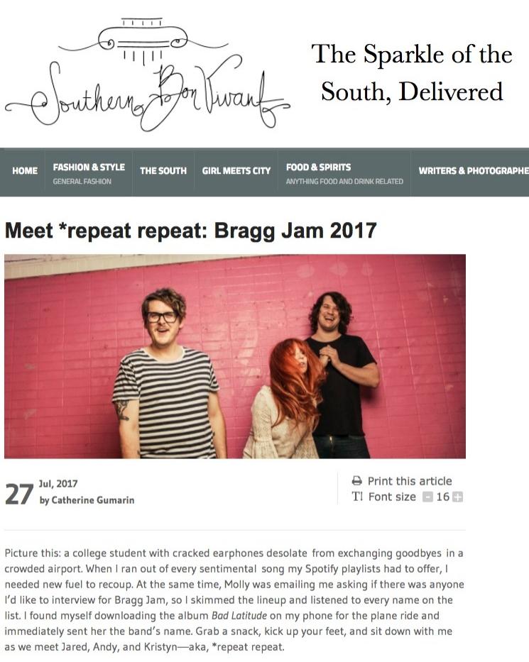 Meet  repeat repeat  Bragg Jam 2017   Southern Bon Vivant.jpg