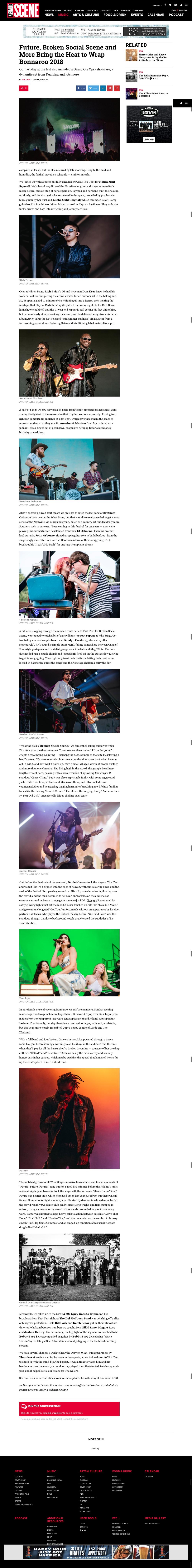 Nashville Scene - Future  Broken Social Scene and More Bring the Heat to Wrap Bonnaroo 2018.png