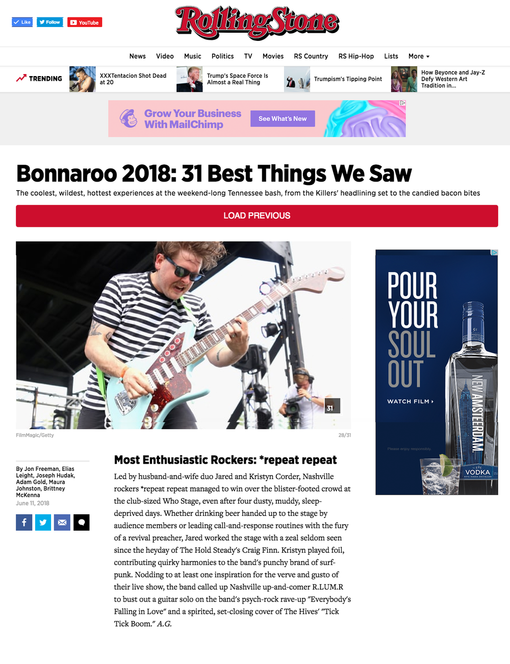 Rolling Stone  Most Enthusiastic Rockers  *repeat repeat   Bonnaroo 2018  31 Best Things We Saw.png