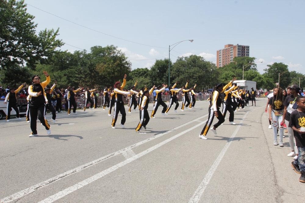 Golden Kight Drill Team, Photo By Stanley Muhammad.jpg