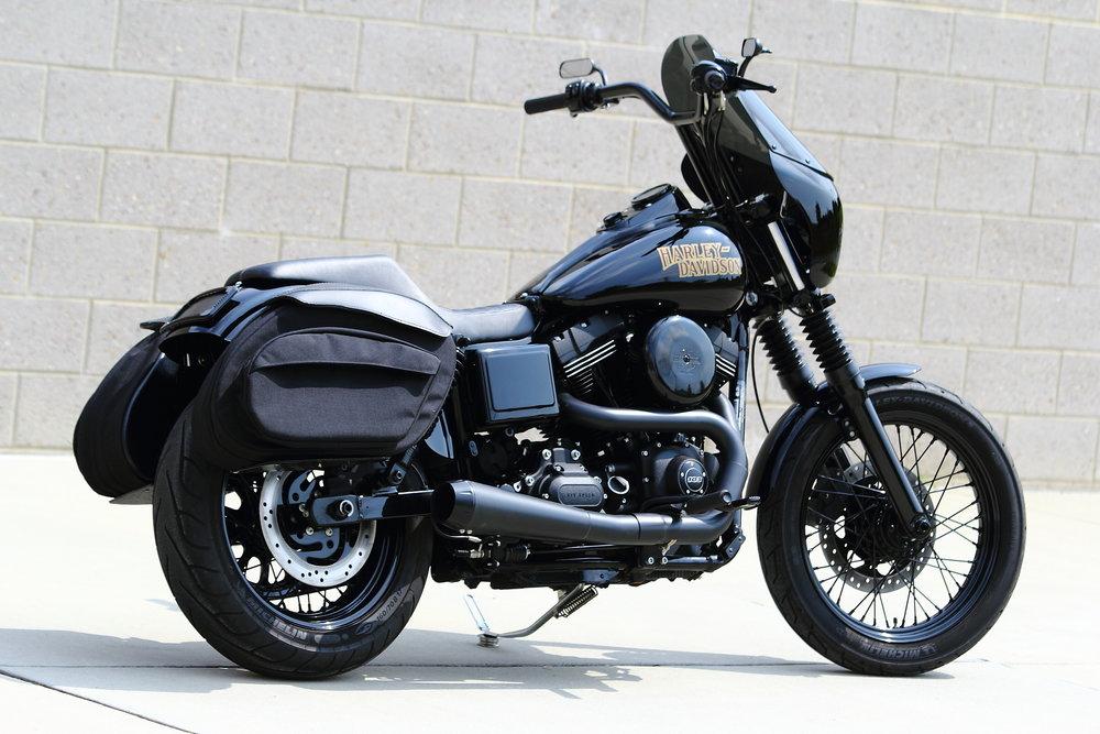 2016 Harley Davidson Fxdb Custom Dyna Street Bob: 2016 Harley Davidson Dyna Street Bob