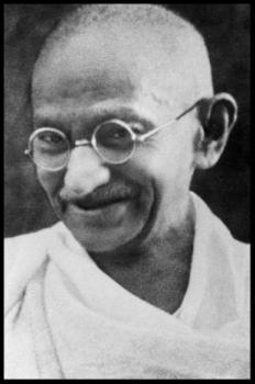 Gandhi started his career as a lawyer. If he had remained a lawyer, who knows if India would have become an independent country.