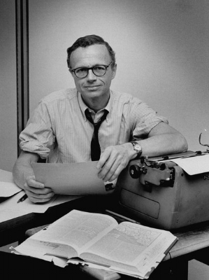 Author William Zinsser