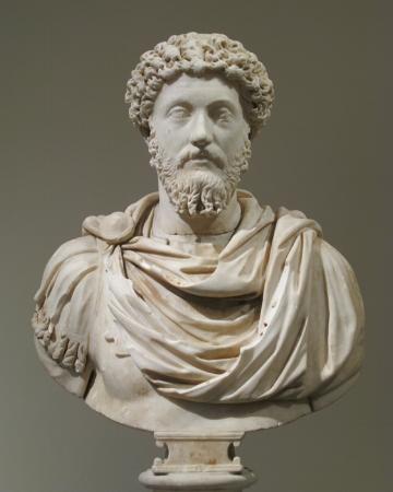 Sculpture of Marcus Aurelius