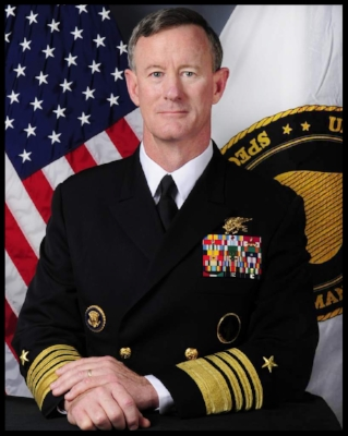 Admiral William McRaven (U.S. Navy Retired)