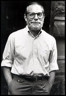 "John McPhee, author of ""Draft No. 4."""
