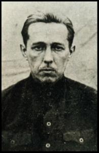 Aleksandr Solzhenitsyn after his release from camp.