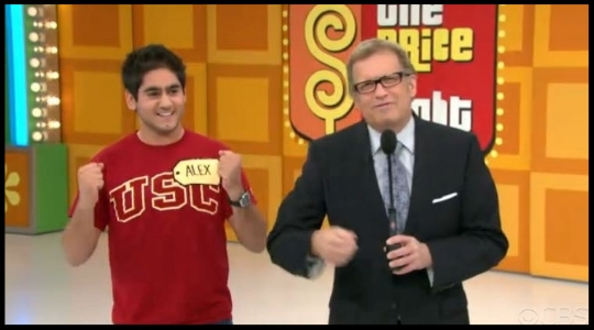 As a college student, Alex Banayan went on The Price Is Right game show and won the grand prize. He used the money to fund his trip to meet successful people around the world.