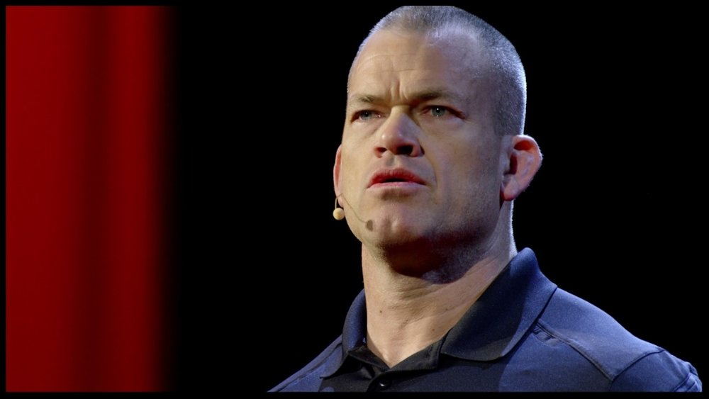 Author Jocko Willink at TEDx. He gave an awesome talk, you can watch it  here .
