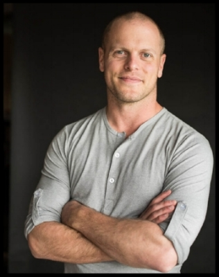 Author Timothy Ferriss.