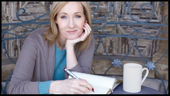 Joanne Rowling, better known by her pen name J. K. Rowling and Robert Galbraith.