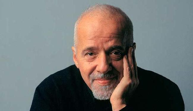 Author Paulo Coelho.