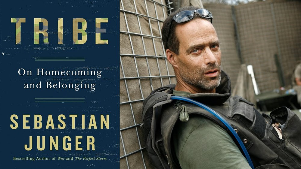 Sebastian Junger is a New York Times bestselling author of Tribe, War, The Perfect Storm, Fire, and A Death in Belmont.