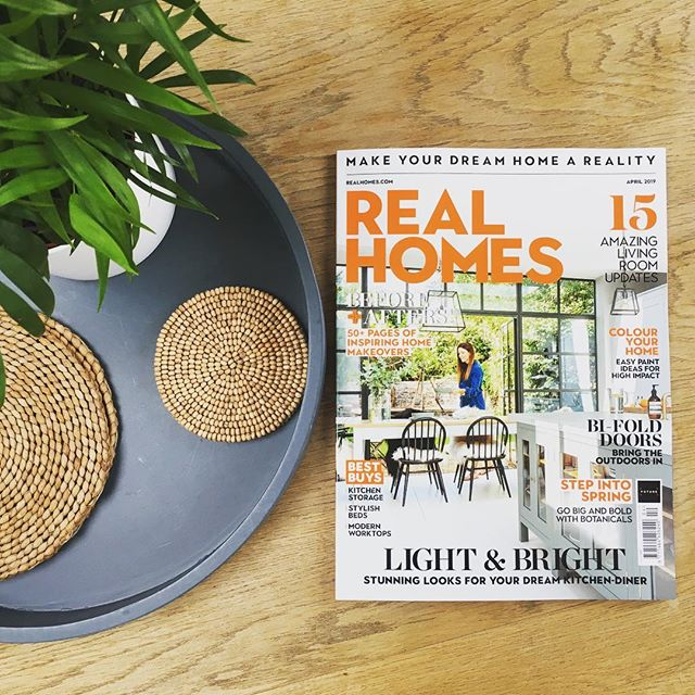 We're chuffed to be featured in Real Homes' April issue - out now...Grab a copy and have a relaxing Sunday afternoon leafing through our loft conversion top tips and 'reverse living' loft inspo! @sketch_architects #sorealhomes #loftstyle  #loftconversions #homedesign  Thanks @bethmurton @ellenfinch @jporme for featuring us 😊