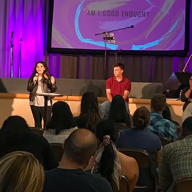 """Our young communicators nailed it today! So much great insight! """"BRAIN 🧠 GAMES"""" #mentalhealth #community #sactown"""