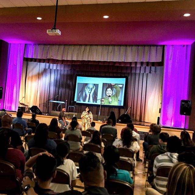 Young Communicator Sunday was amazing!!