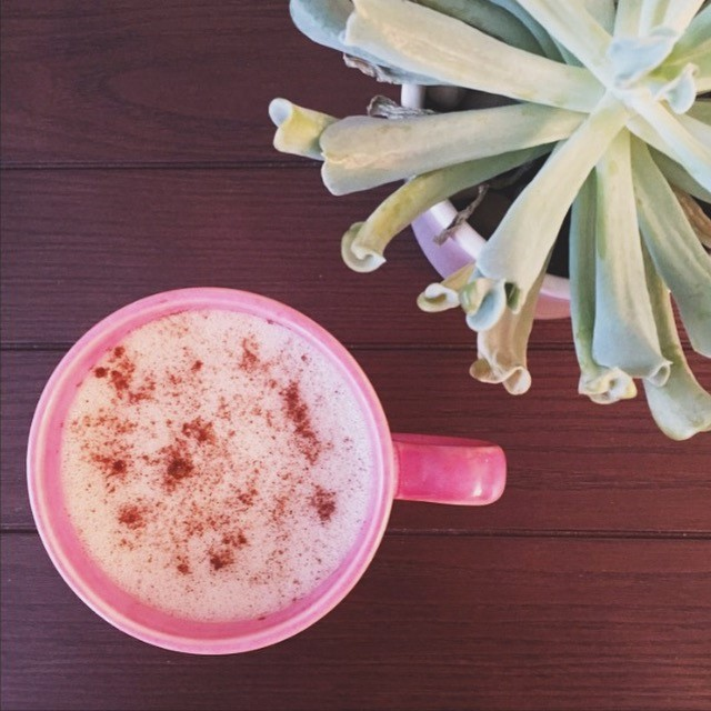 Vegan Chai Tea Latte