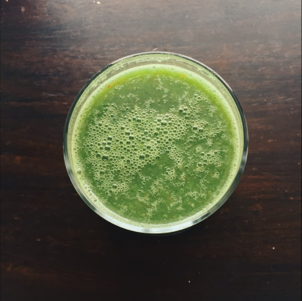 Energy Boosting Green Juice