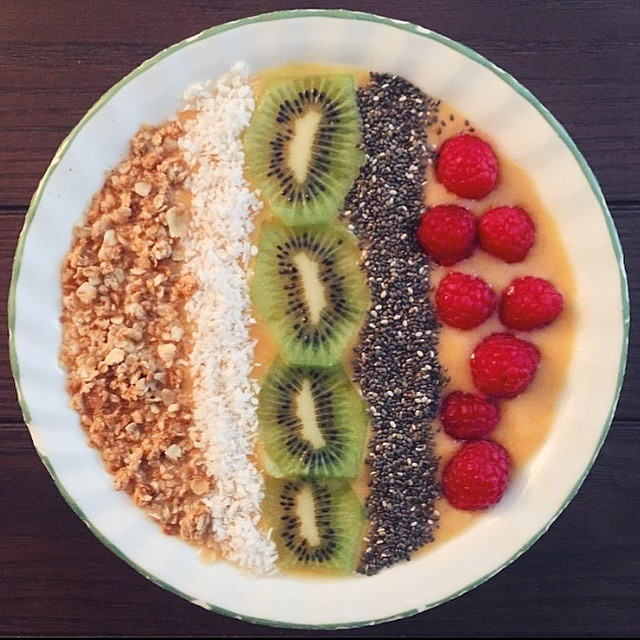 Liquid Sunshine Smoothie Bowl