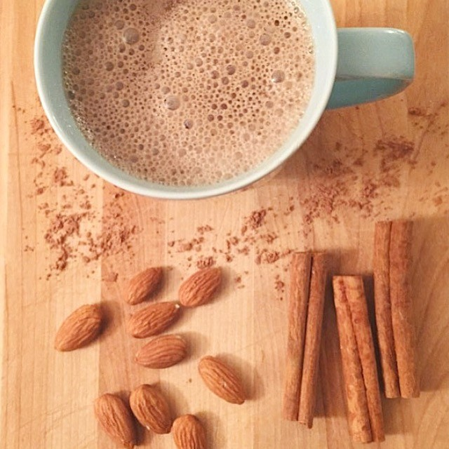Spicy Vegan Hot Chocolate