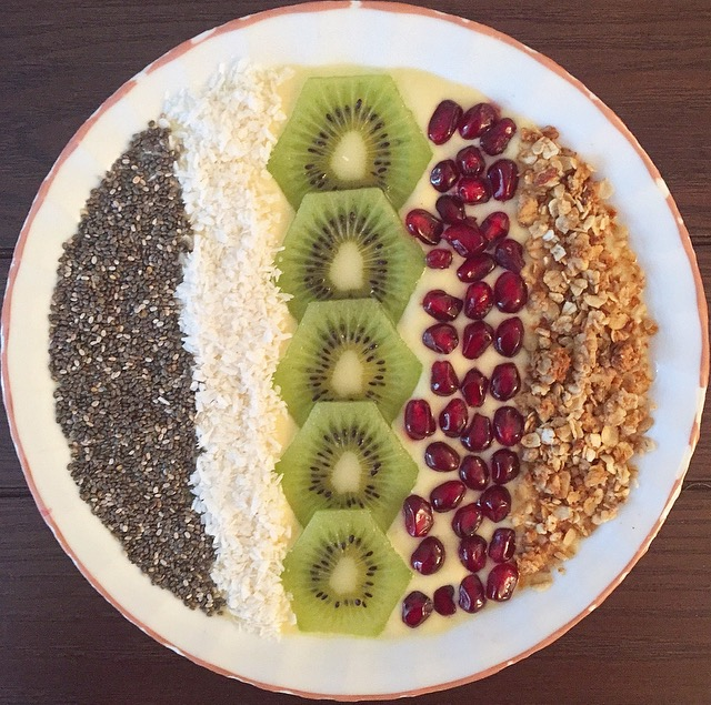 Immunity Smoothie Bowl