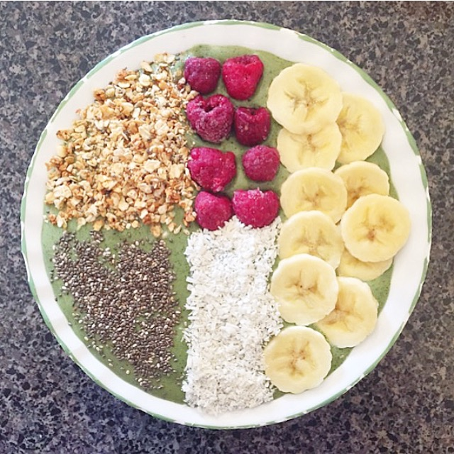 Copy of Green Smoothie Bowl