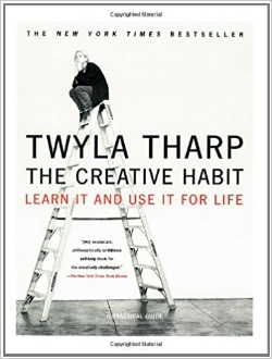 The Creative Habit book cover