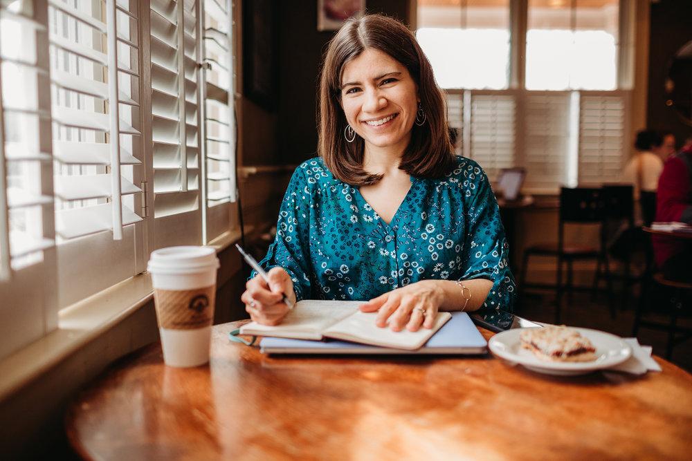 Amanda Grazioli Writer