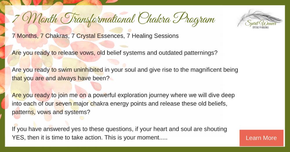 About Chakra Program