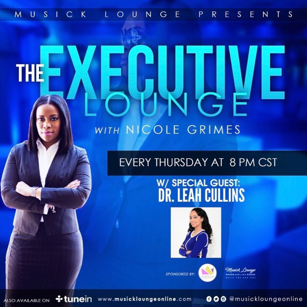 Thursday, February 1 - Dr. Leah Cullins, Co-Owner of Louisiana Healthcare ServicesTopic: Women in Business: Navigating the Boardroom