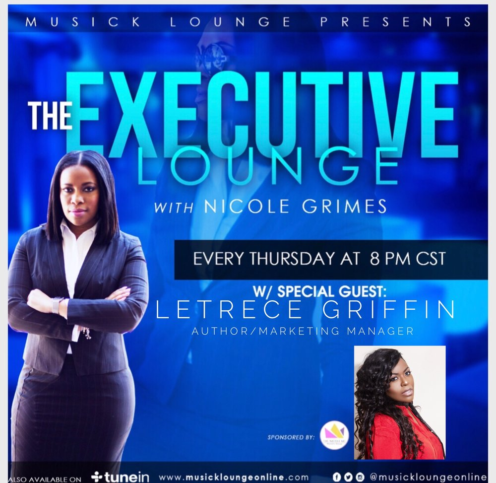 Thursday,February 15 - Letrece GriffinTopic: Self Love and Awareness for the Professional