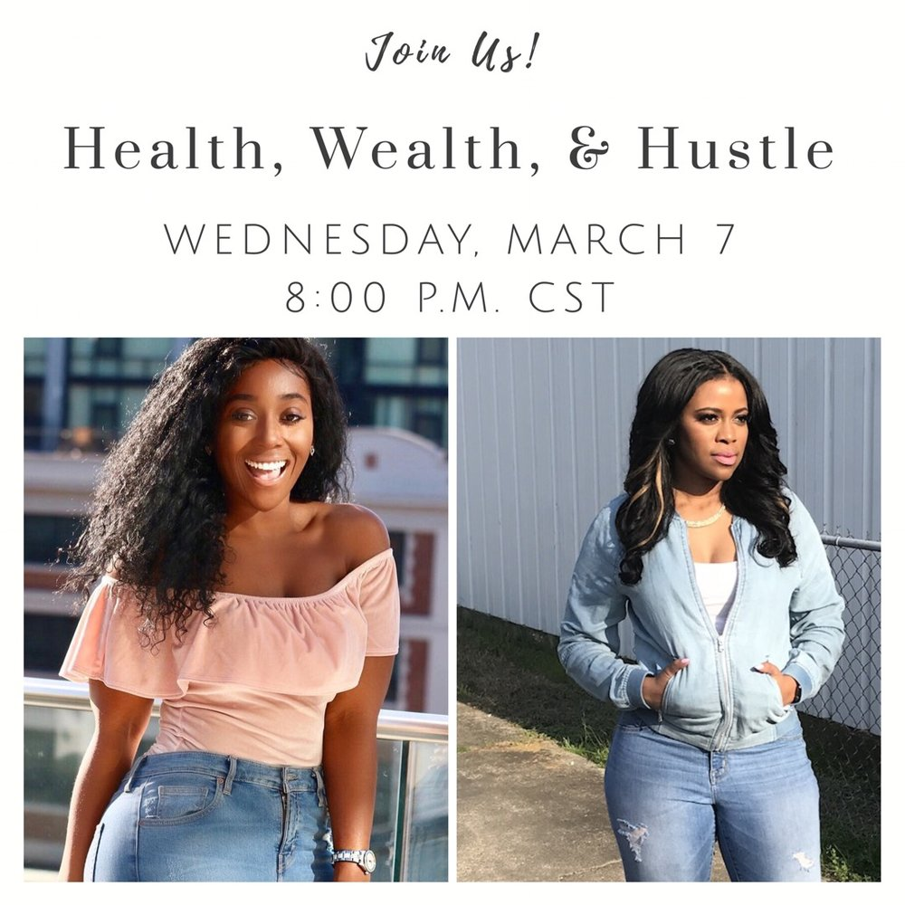 Join @nathalienicole & I for a powerful VISION call on Zoom. RSVP Here to Join Us Live!!