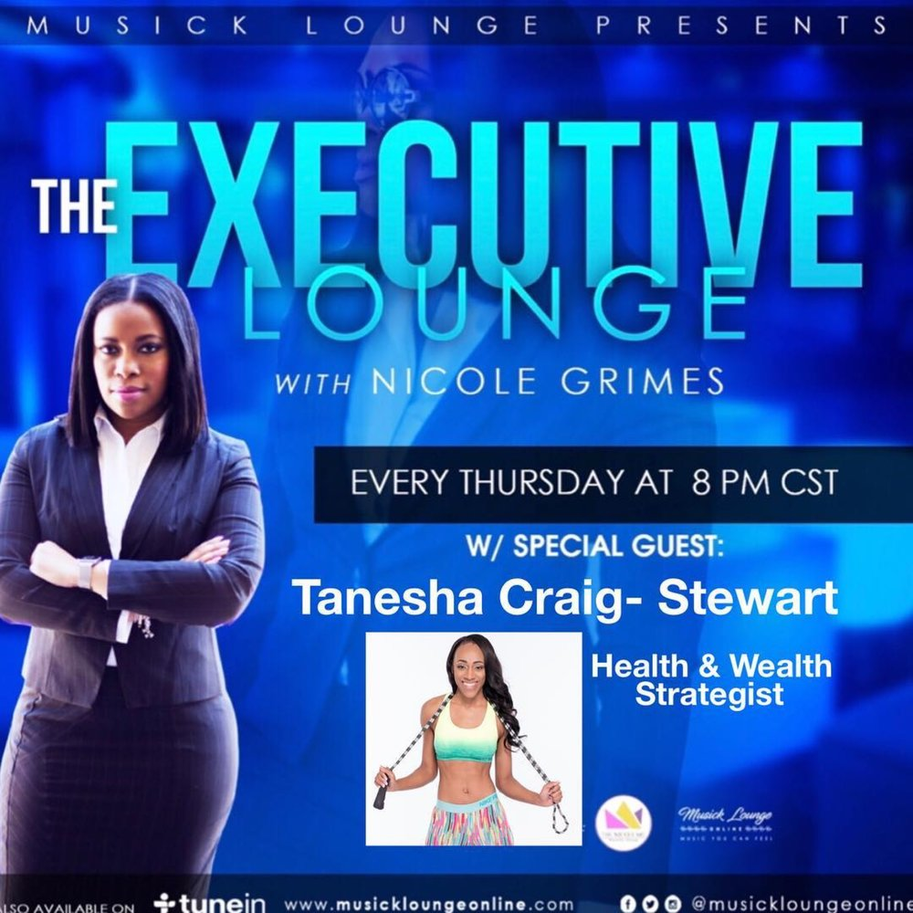 Tanesha Craig-Stewart - Health & Wealth StrategistOwner of Xtreme Life Fitness