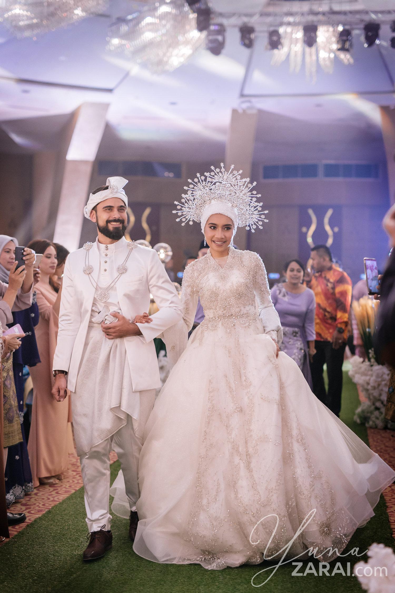 777293b3240 My Wedding (Pt. 2)   Six Dresses — YUNA ZARAI