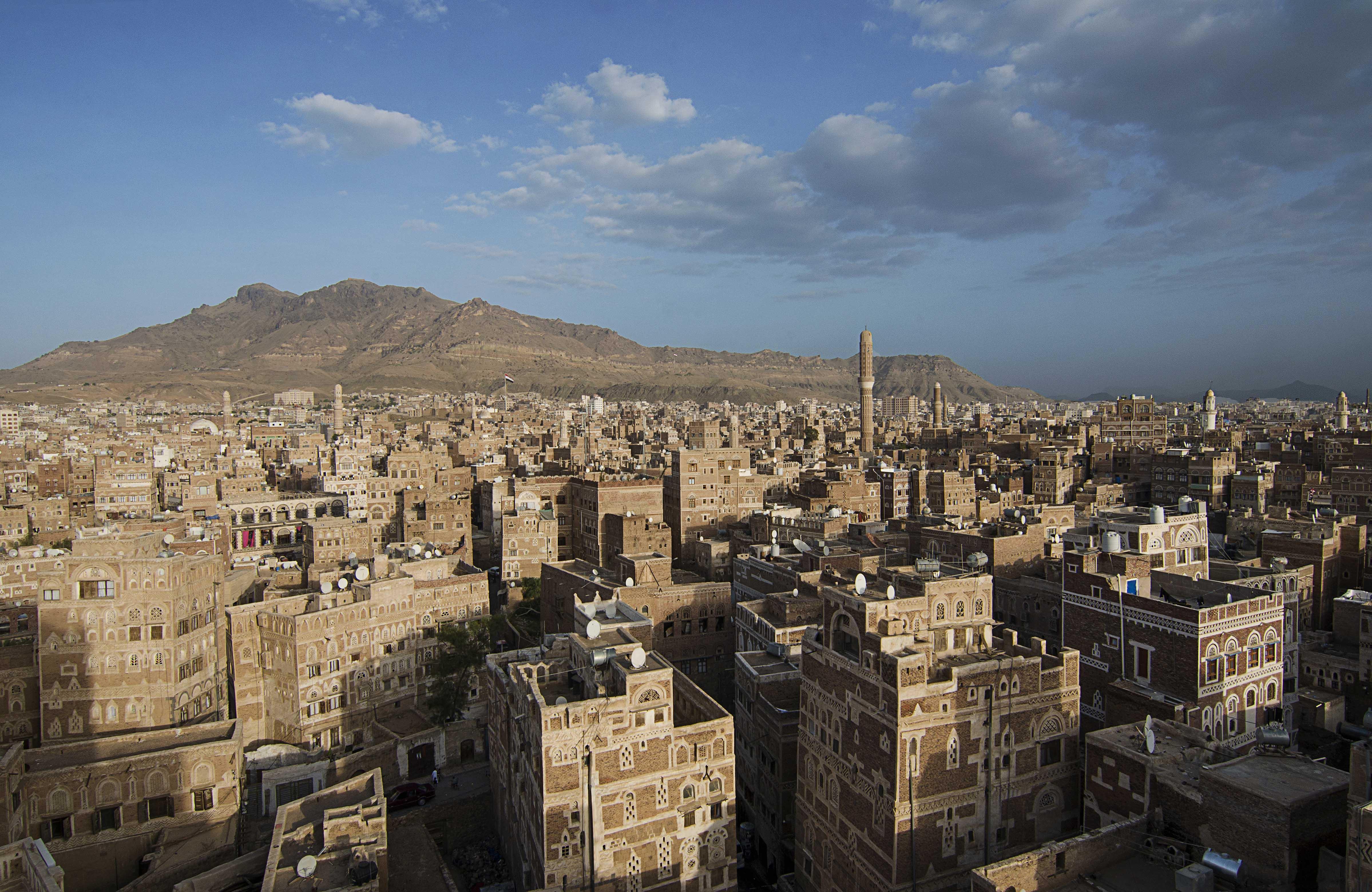 yemen peace project