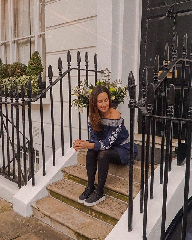 Good Morning London ✧ Happy Weekend ✧ @pampeloneclothing #pampeloneclothing