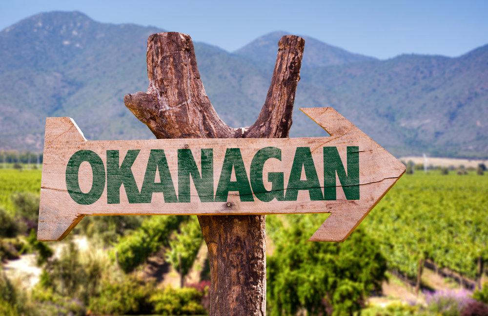 okanagan road trip