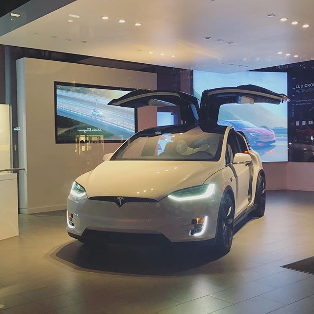 Do you prefer the style and performance (aka speed) of the Model S, or the style and space of the Model X? #Tesla #teslalifestyle #vancouverbc #electricvehicle